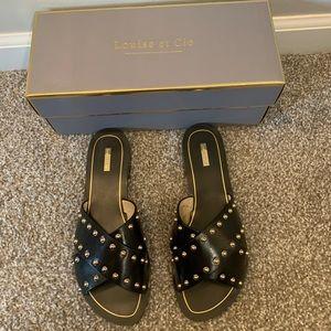 (Never worn) Louise et Cie sandals